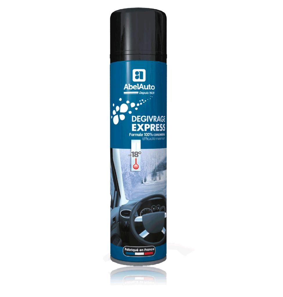 Dégivrant pare-brise, spray Express Spécial grand froid Abel Auto 400ml - Actuauto.fr