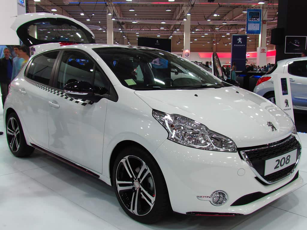Peugeot 208 en présentation - Actuauto.fr