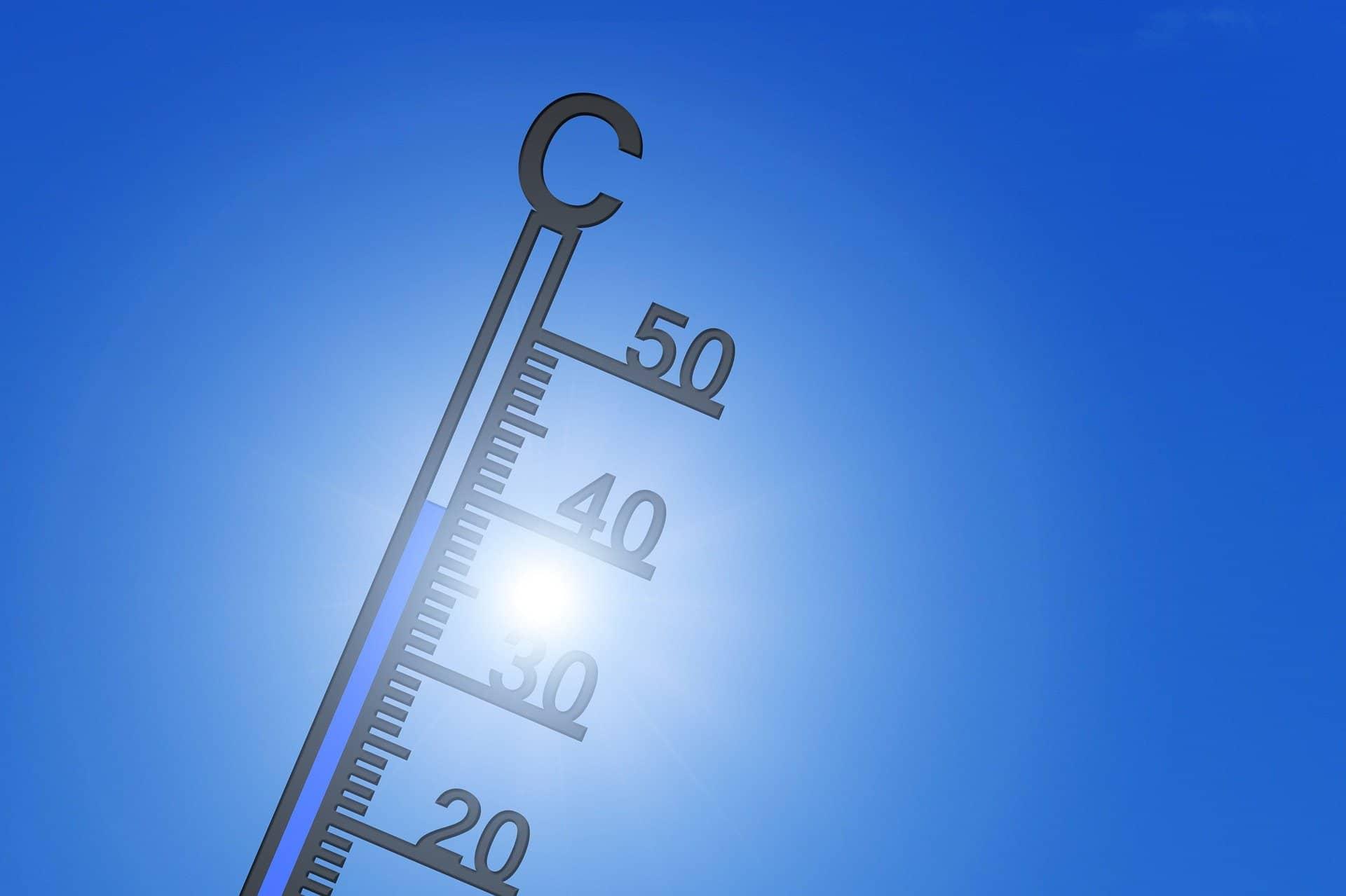 Panne et chaleur élevée