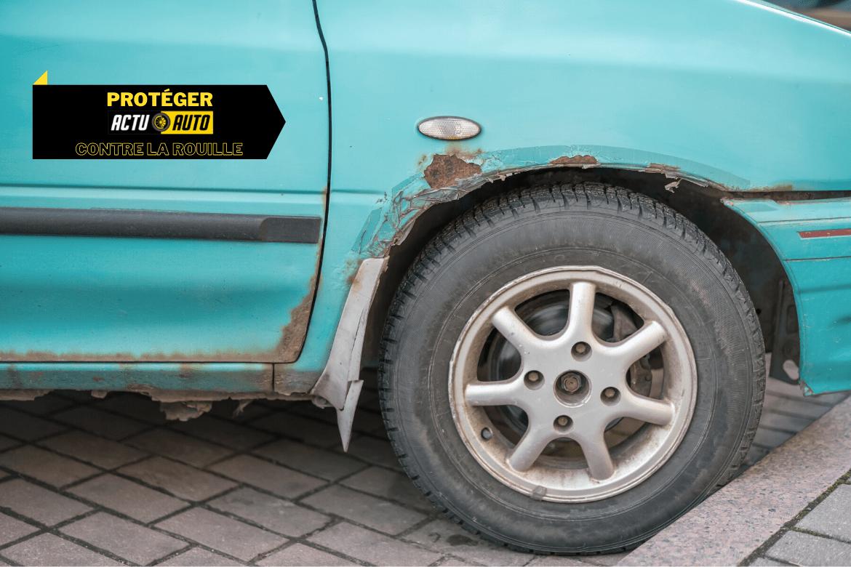 Comment protéger votre voiture contre la rouille ? | Actuauto.fr