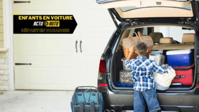 Photo of Enfants en voiture : bien préparer son départ en vacances !