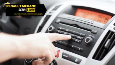 Photo of Renault Megane : Comment changer la façade de l'autoradio ?