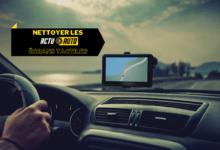 Photo of Ecrans tactiles voiture : comment bien les nettoyer ?