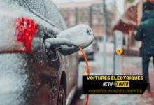 Photo of Voitures électriques : nos conseils pour l'hiver